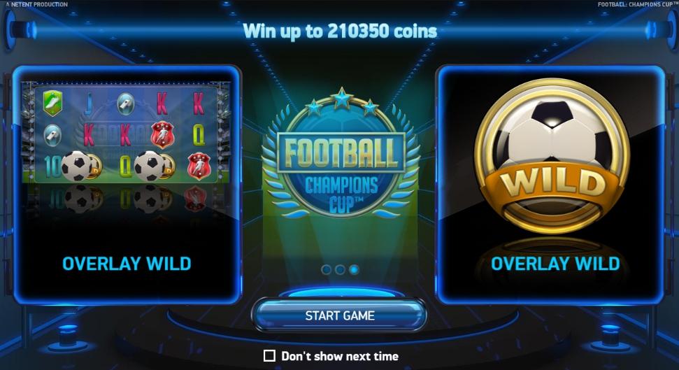 Игровой автомат Football Champions Cup scatter, wild